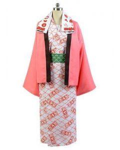 Osomatsu-kun Osomatsu Yukata Kimono Cosplay Costume