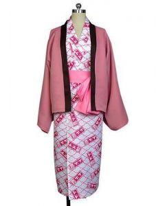 Osomatsu-kun Todomatsu Yukata Kimono Cosplay Costume