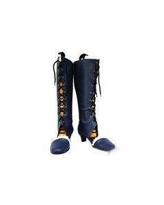 Pandora Hearts B-rabbit Alice Cosplay Boots Shoes