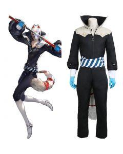 Persona 5 P5 Yusuke Kitagawa Outfit Cosplay Costume