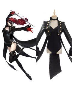 Persona 5 The Royal Yoshizawa Kasumi Phantom Thief Cosplay Costume