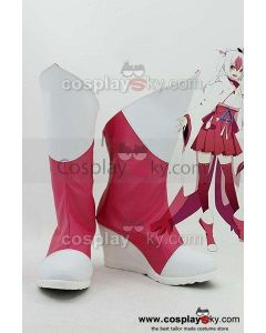 Pokemon Heroes Latias Cosplay Boots Shoes