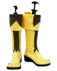 Ragnarok Online Novice Cosplay Boots Shoes
