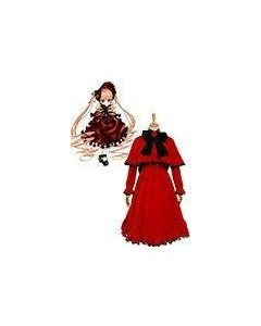 Rozen Maiden Shinku Cosplay Costume