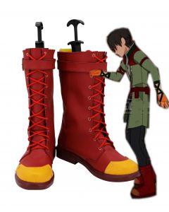 RWBY Oscar Cosplay Shoes