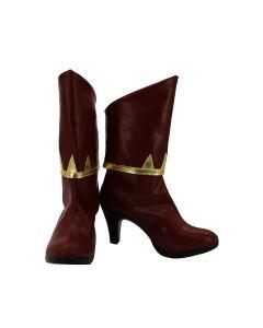 RWBY Pyrrha Nikos Cosplay Boots Shoes