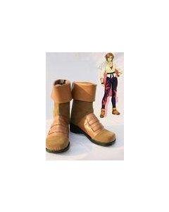 Sakura Wars Kanna Kirishima Cosplay Boots Shoes