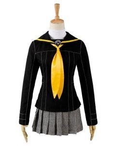 Shin Megami Tensei Persona 4 School Girl Uniform Dress Costume