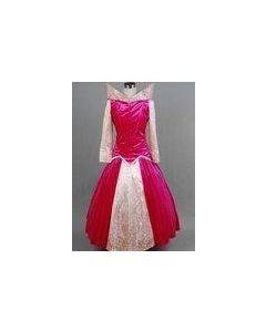 Sleeping Beauty Aurora Ballerina Cosplay Costume