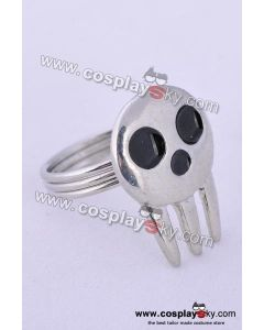Soul Eater Death Shinigami Skull Ring Alloy