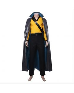 Star Wars: The Rise of Skywalker Lando Calrissian Cosplay Costume