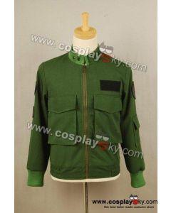 Stargate SG1 Jack O'Neill Costume Uniform Green Jacket