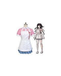 Super Danganronpa 2 Mikan Tsumiki Cosplay Costume