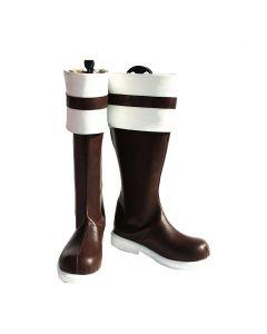 Sword Art Online ALfheim Online Leafa Lyfa Cosplay Shoes Boots