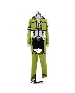 Sword Art Online ALfheim Online Sinon Asada Shino Cosplay Costume