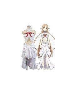 Sword Art Online Asuna Y ki Cosplay Costume
