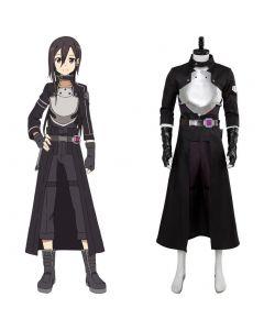 Sword Art Online Fatal Bullet kirito Kirigaya Kazuto Cosplay Costume