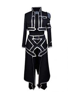 Sword Art Online Kazuto Kirigaya Alfheim Online Cosplay Costume