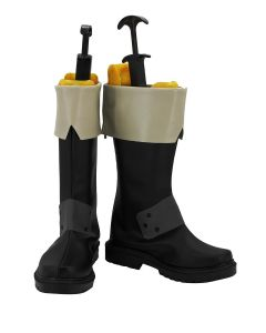 Sword Art Online Kirito Kazuto Kirigaya Cosplay Boots Shoes Custom Made