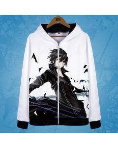 Sword Art Online SAO Kirito Kirigaya Kazuto Jackets Cosplay Costume