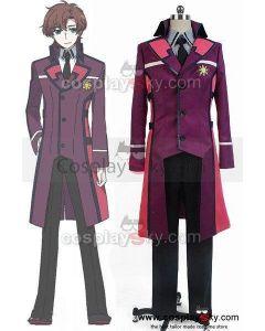 The Irregular at Magic High School Masaki Ichij  Cosplay Costume Uniform
