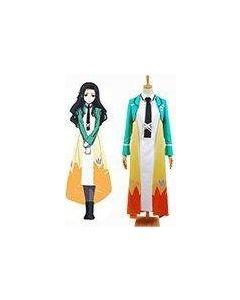 The Irregular at Magic High School Mayumi Saegusa Outfit Cosplay Costume