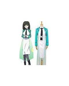 The Irregular at Magic High School Mizuki Shibata Mari Watanabe Uniform Cosplay Costume
