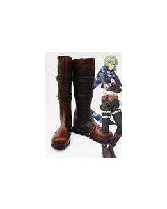 The Legend of Heroes Ao no Kiseki Wazy Hemisp Cosplay Boots Shoes