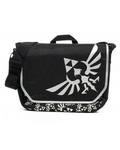 The Legend of Zelda Black Messenger Bag School Shoulder Crossbody Satchel Cosplay Accessories