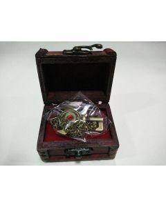 The Legend of Zelda Boss Key Necklace Pendant Cosplay Accessories