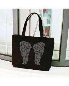 The Walking Dead Canvas Messenger Bag Shoulder bag Travel Satchel