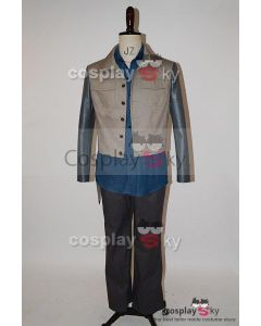 The Walking Dead Daryl Dixon Outfit Cosplay Costume