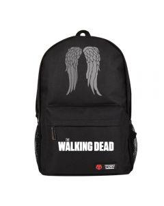 The Walking Dead Daryl Dixon Wings Backpack School Bag