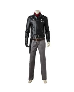 The Walking Dead Season 8 Negan Outfit Cosplay Costume