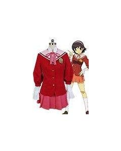The World God Only Knows Ayumi Takahara Cosplay Costume