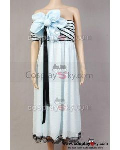 Tim Burton Alice In Wonderland Alice Light Blue Dress Costume