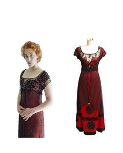 Titanic Rose Jump Dress Costume Edwardian