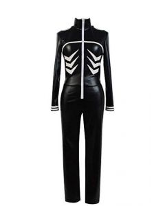 Tokyo Ghoul Ken Kaneki Uniform Jumpsuit Outfit Cosplay Costume