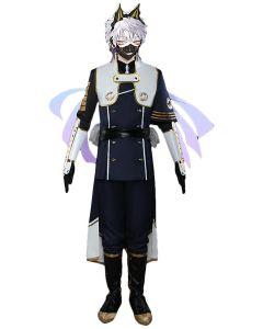 Touken Ranbu Nakigitsune Outfit Suit Cosplay Costume