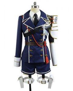 Touken Ranbu Shinano Toshiro Toushirou Outfit Cosplay Costume