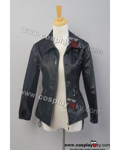 Twilight Eclipse Alice Cullen Battle Jacket Costume
