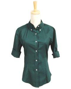 Twilight New Moon Bella Green Button Down Shirt