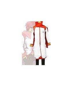 Vocaloid Akaito Red & White Cosplay Costume