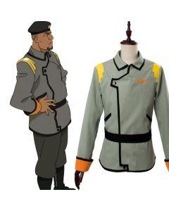 Voltron: Legendary Defender of the Universe Commander M. Iverson Uniform Jacket