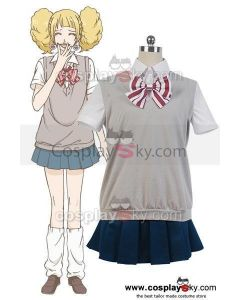 Wolf Girl and Black Prince Marin Tachibana Sweater Coat Skirt Outfit Cosplay Costume
