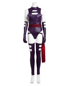 X-Men: Apocalypse Psylocke Elizabeth Braddock Outfit Cosplay Costume