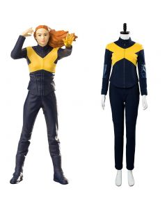 X-Men: Dark Phoenix Jean Grey Outfit Cosplay Costume