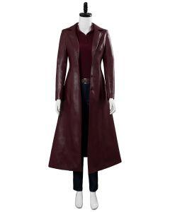 X-Men: Dark Phoenix Jean Grey Trench Coat Cosplay Costume