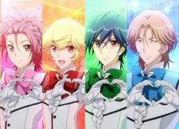 Cute High Earth Defense Club LOVE