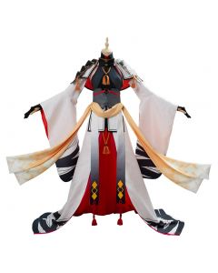 Fate/Grand Order Nagao Kagetora Cosplay Costume